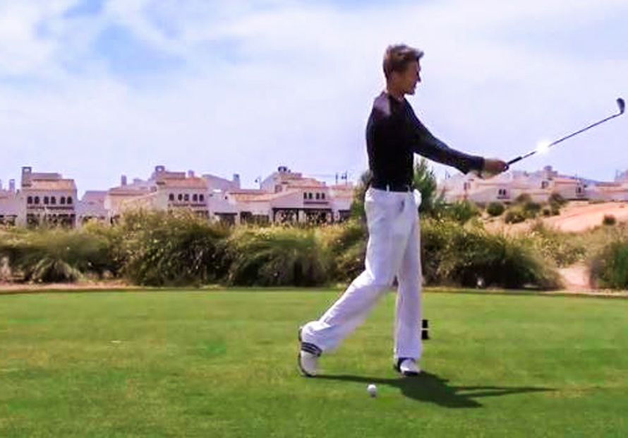 Impact-and-Through-Swing-Drill