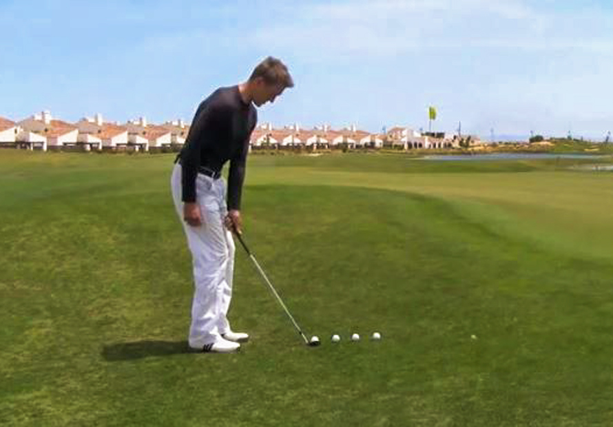 Softness-Short-Game-Drill