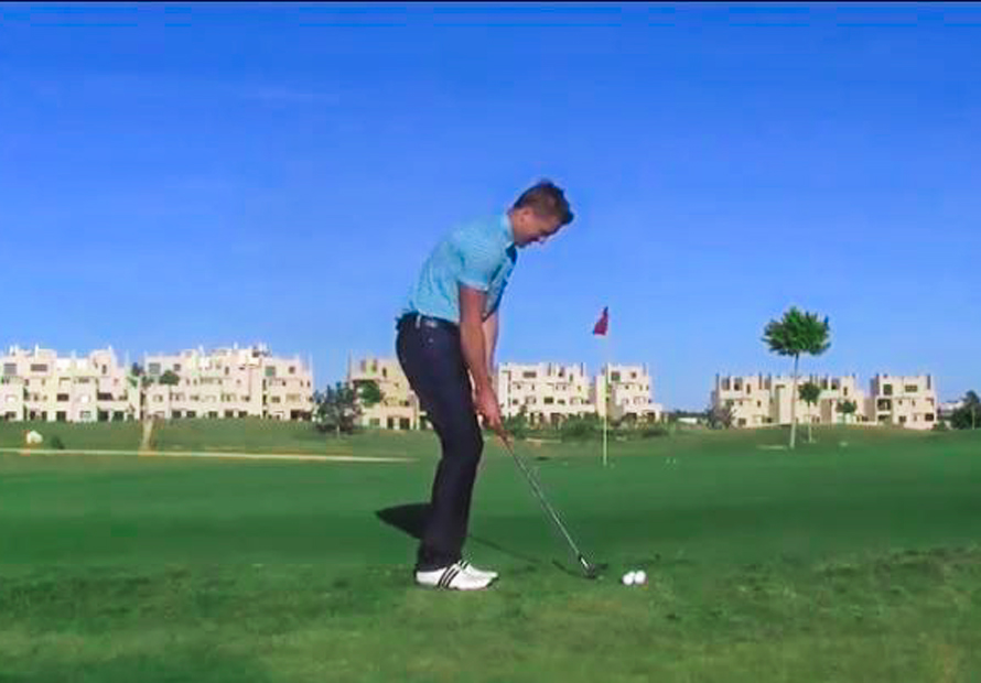 One-leg-chipping-drill